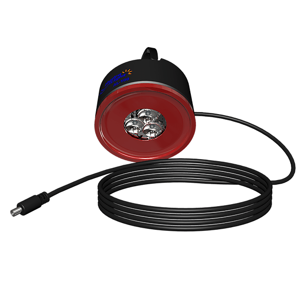 LED-фонарик с 9-метровым шнуром питания