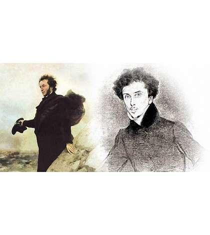 Пушкин или Дюма