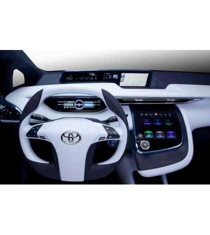 Водородный автомобиль Toyota
