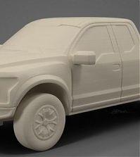 3D-Print a Ford F-150 Raptor