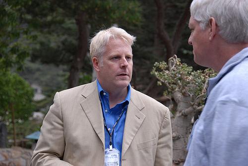 Льюис Шеферд (слева) и Питер Норвиг (справа)