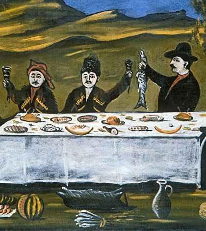 Пара чаш вина делает вас благородно веселыми