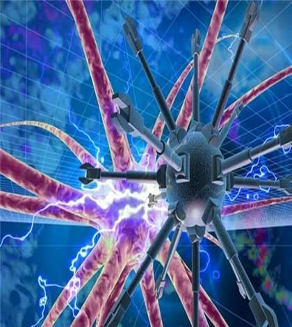 Разработаны искусственные наномолекулы для создания микророботов